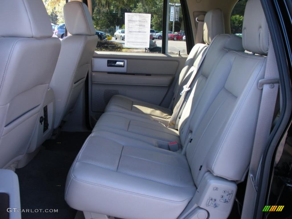 Stone Interior 2007 Ford Expedition El Limited Photo 40416776
