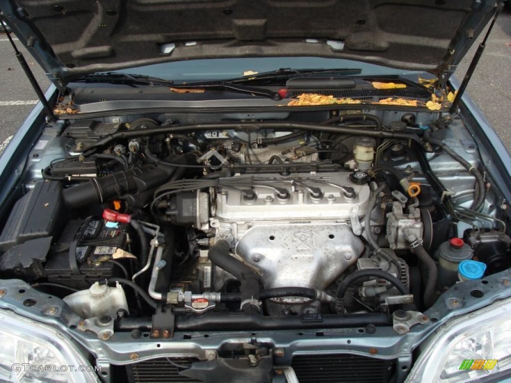 1999 Acura CL 23 Liter SOHC 16 Valve 4 Cylinder Engine Photo 40420620