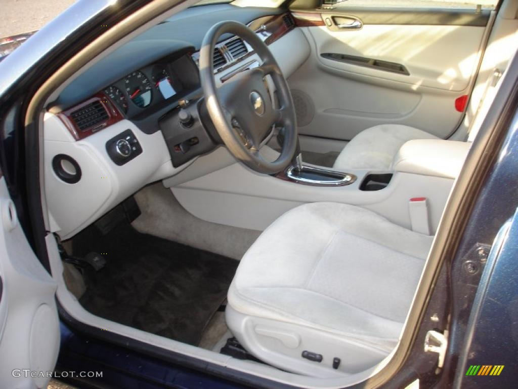 2007 Chevrolet Impala Ls Interior Photo 40425852