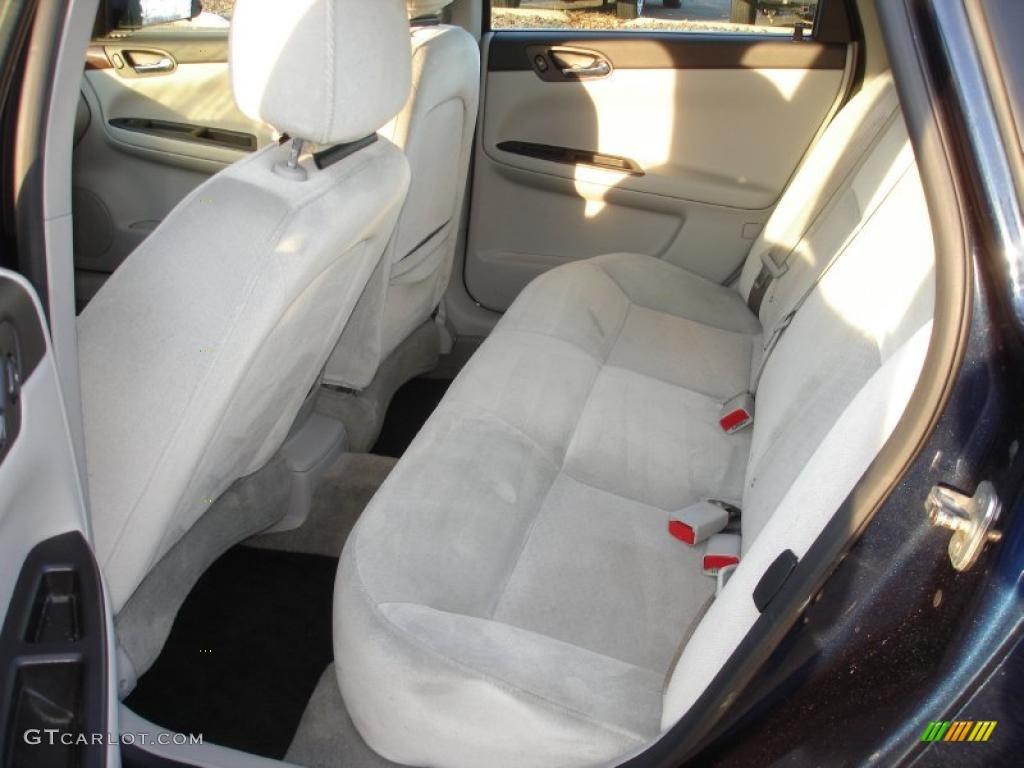 2007 Chevrolet Impala LS Interior Photo #40425868