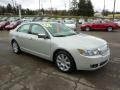 2008 Light Sage Metallic Lincoln MKZ AWD Sedan  photo #6