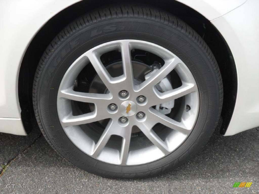 2011 Chevrolet Malibu Ltz Wheel Photo 40429188 Gtcarlot Com
