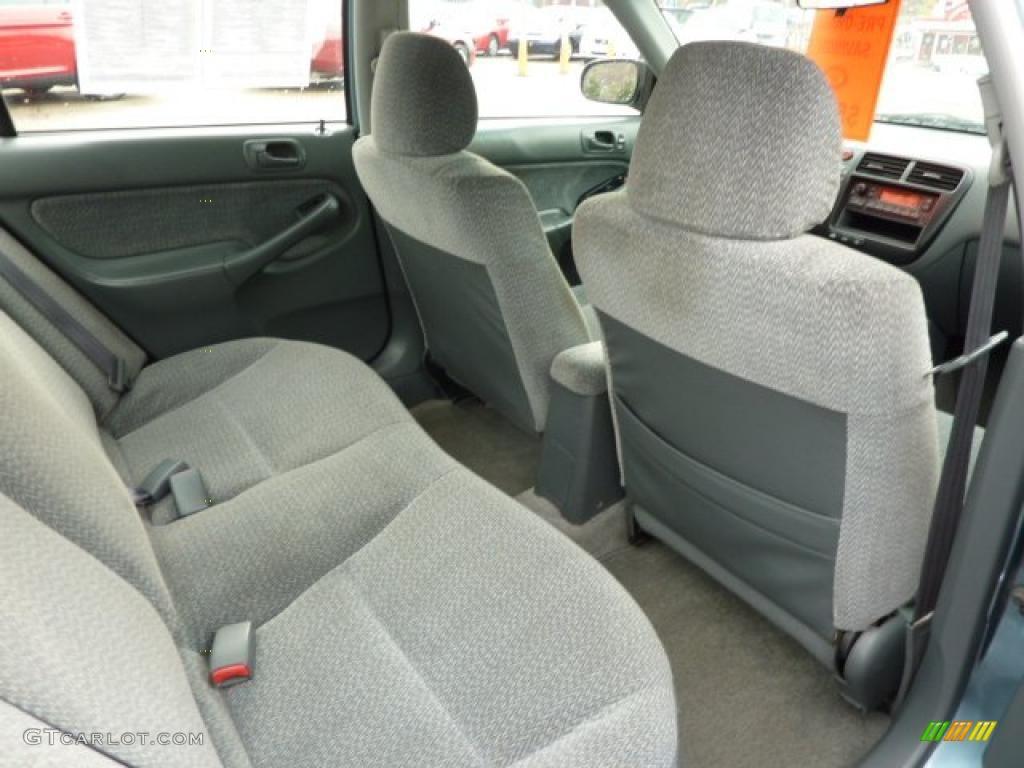 1999 Honda Civic Lx Sedan Interior Photo 40431944