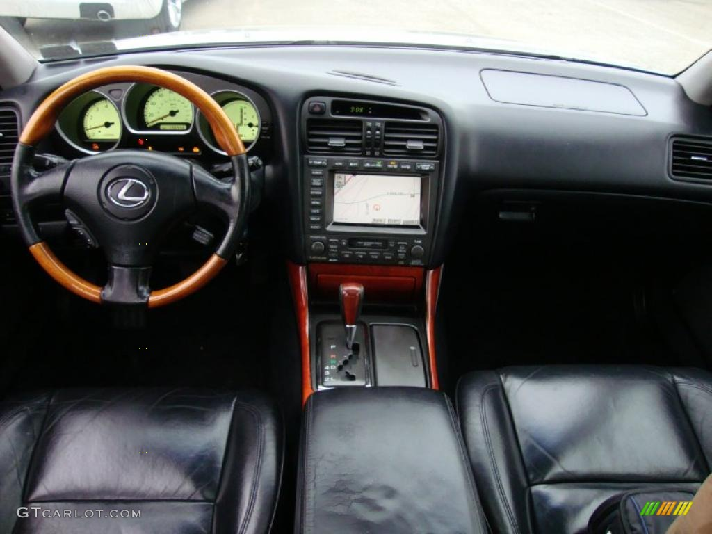 2001 Lexus Gs 430 Black Dashboard Photo 40432352