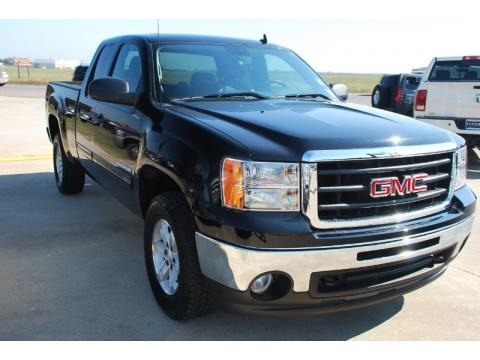 2009 gmc sierra 1500 sle z71 extended cab 4x4 data info and specs. Black Bedroom Furniture Sets. Home Design Ideas