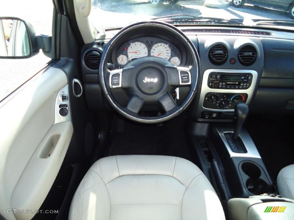Taupe Interior 2002 Jeep Liberty Limited Photo #40441489 Amazing Pictures