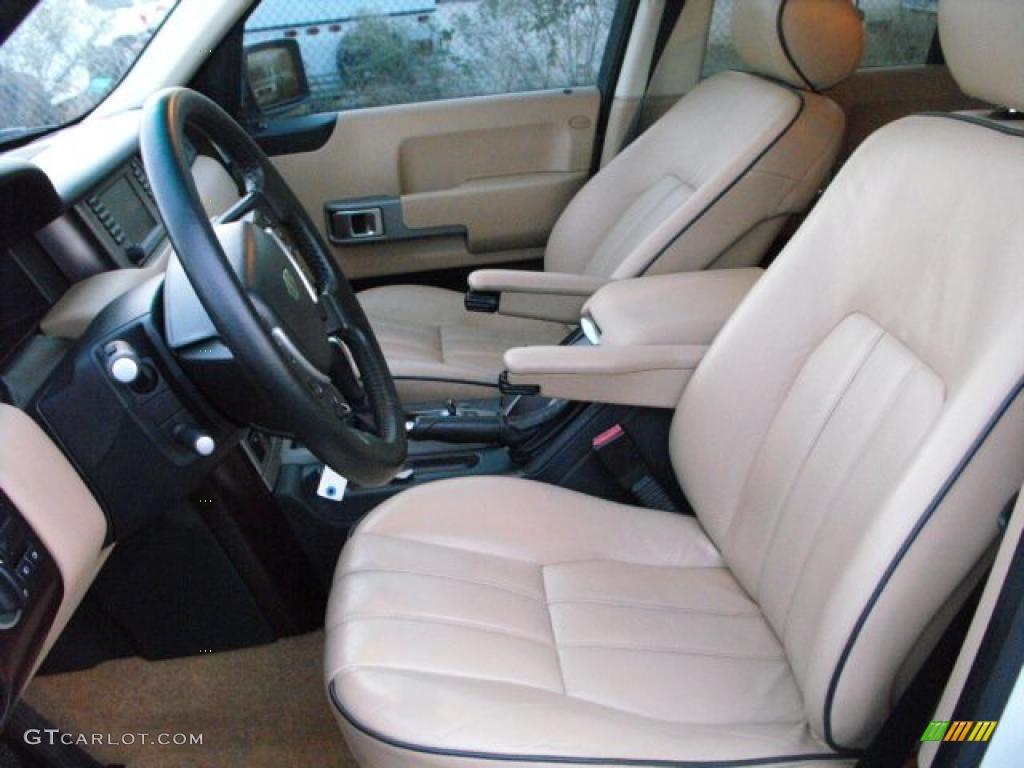 2003 Chawton White Land Rover Range Rover Hse 40410023 Photo 16 Car Color