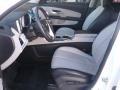 Jet Black/Light Titanium Interior Photo for 2010 Chevrolet Equinox #40446529