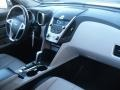 Jet Black/Light Titanium Dashboard Photo for 2010 Chevrolet Equinox #40446593