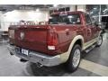 2011 Deep Cherry Red Crystal Pearl Dodge Ram 1500 Laramie Crew Cab  photo #5