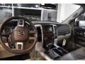 2011 Deep Cherry Red Crystal Pearl Dodge Ram 1500 Laramie Crew Cab  photo #19