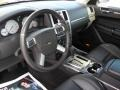 Dark Slate Gray Prime Interior Photo for 2008 Chrysler 300 #40454845