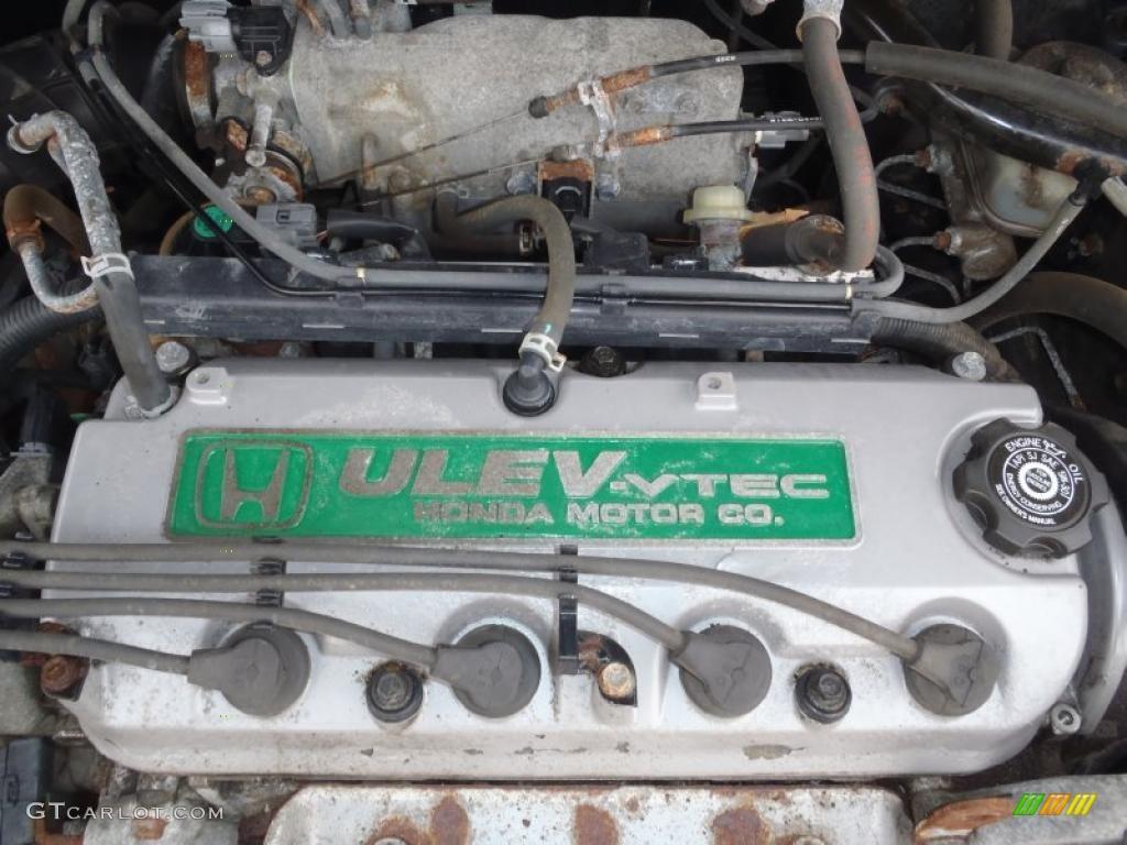 2000 Honda Accord LX Sedan 23L SOHC 16V VTEC 4 Cylinder Engine