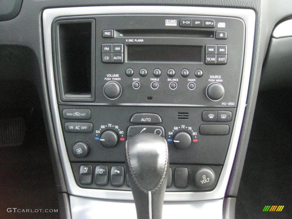 2008 volvo s60 t5 controls photo 40463707. Black Bedroom Furniture Sets. Home Design Ideas