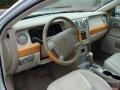 2008 White Suede Lincoln MKZ AWD Sedan  photo #21