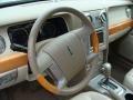 2008 White Suede Lincoln MKZ AWD Sedan  photo #22