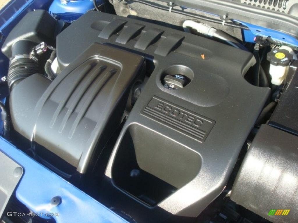 2008 Pontiac G5 Gt 2 4l Dohc 16v Vvt Ecotec 4 Cylinder Engine Photo  40470963