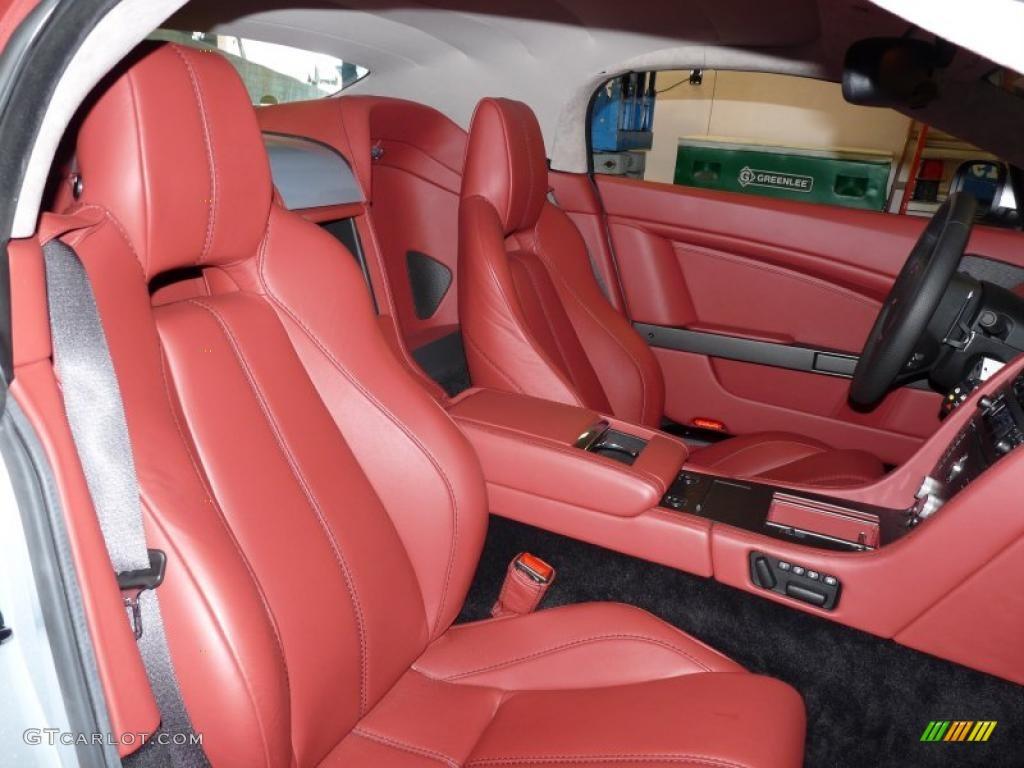 aston martin vanquish red interior. chancellor red interior 2008 aston martin v8 vantage roadster photo 40472795 vanquish
