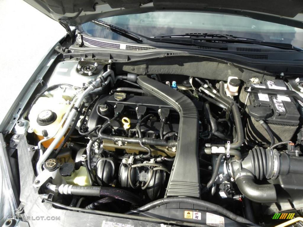 similiar 2006 ford fusion v6 engine keywords 2006 ford fusion s 2 3l dohc 16v ivct duratec inline 4 cyl engine