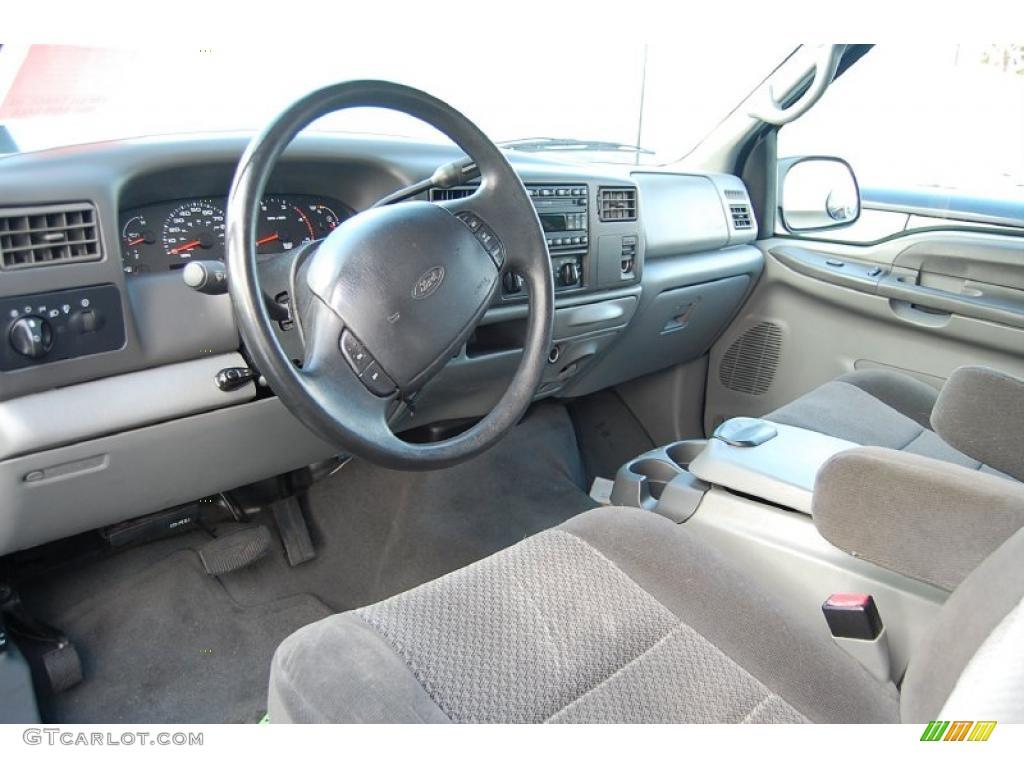 2002 Ford F250 Super Duty Xlt Crew Cab 4x4 Interior Color