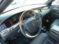 2010 Lincoln Town Car Black Interior Prime Interior Photo