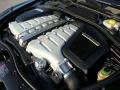 2005 Continental GT  6.0L Twin-Turbocharged DOHC 48V VVT W12 Engine
