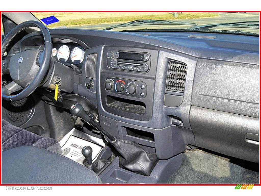 2005 Dodge Ram 3500 Slt Quad Cab 4x4 Dually Dashboard Photos