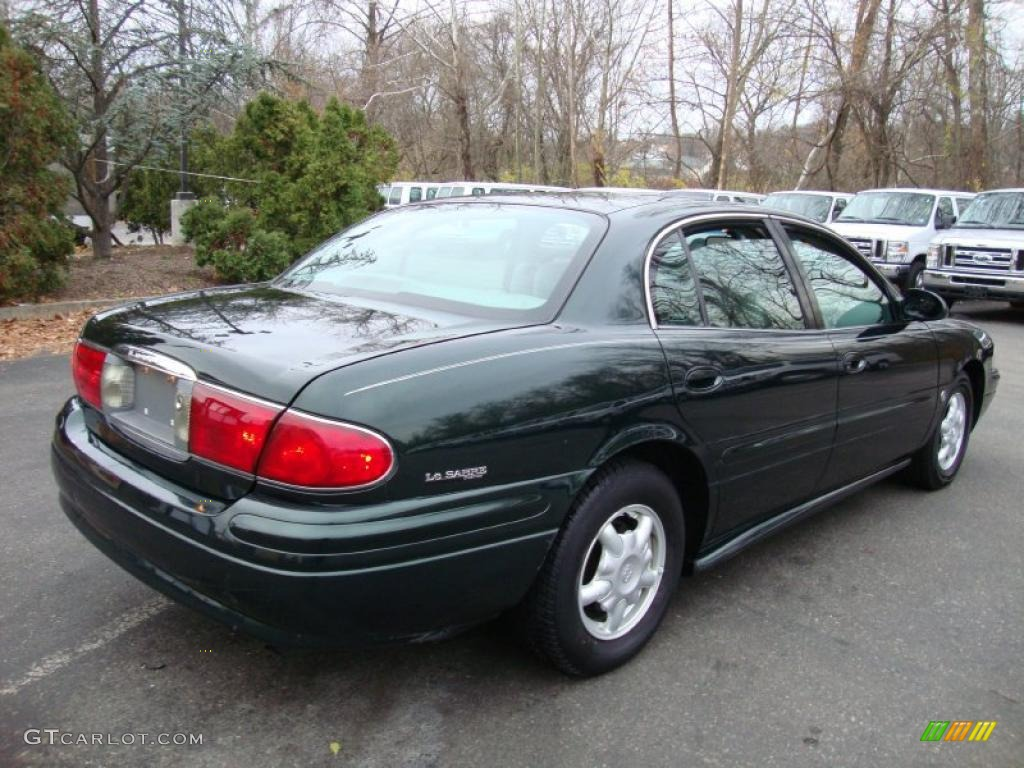 2001 dark polo green metallic buick lesabre custom 40478818 photo 8 car color. Black Bedroom Furniture Sets. Home Design Ideas