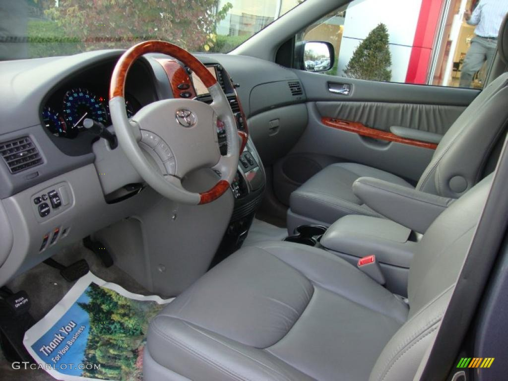 stone interior 2010 toyota sienna limited awd photo 40498382. Black Bedroom Furniture Sets. Home Design Ideas