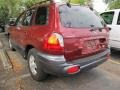 2004 Merlot Red Hyundai Santa Fe GLS  photo #3