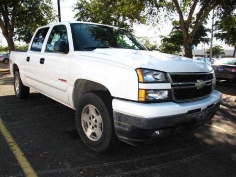 2006 chevrolet silverado 1500 ls crew cab 4x4 data info. Black Bedroom Furniture Sets. Home Design Ideas