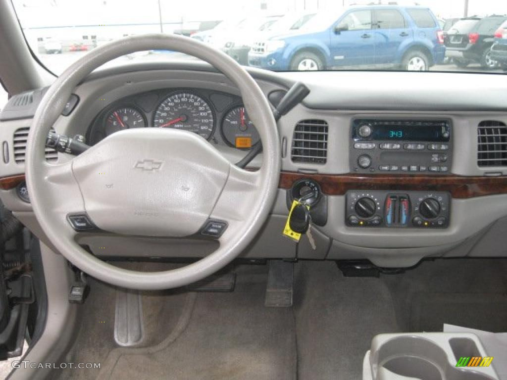 Medium Gray Interior 2004 Chevrolet Impala Standard Impala Model Photo ...