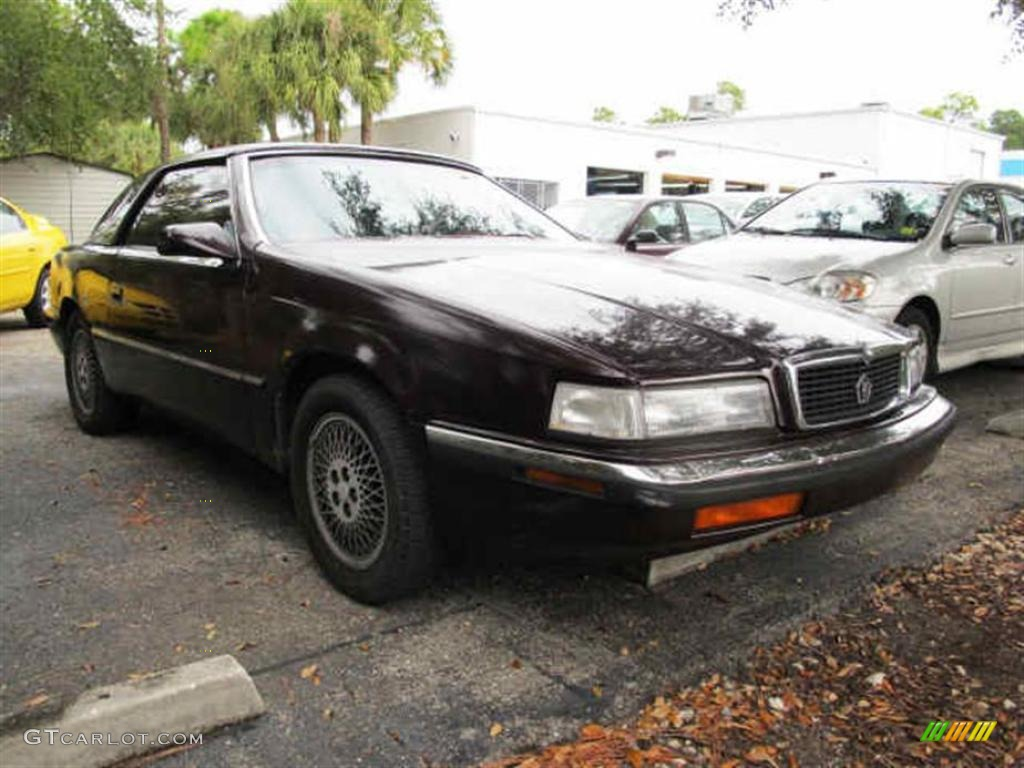 1989 royal cabernet chrysler tc by maserati turbo convertible. Cars Review. Best American Auto & Cars Review