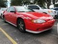 2000 Torch Red Chevrolet Monte Carlo Limited Edition Pace Car SS  photo #1