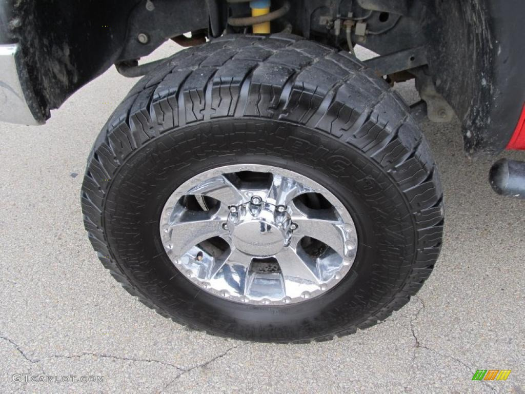 2005 dodge ram 2500 power wagon quad cab 4x4 custom wheels photo 40506126. Cars Review. Best American Auto & Cars Review