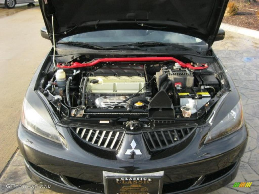 2004 Mitsubishi Lancer Ralliart 2 4l Sohc 16v Mivec 4 Cylinder Engine Photo 40507374 Gtcarlot Com