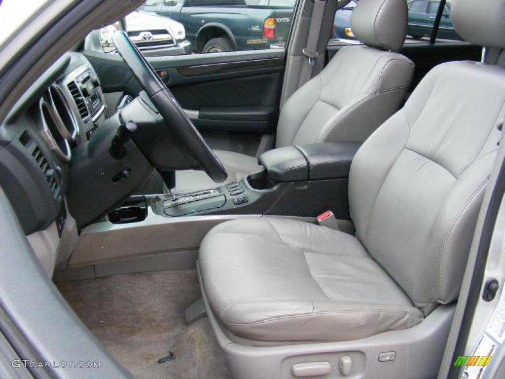 2005 Toyota 4runner Limited 4x4 Interior Photo 40507842