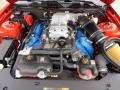 2011 Race Red Ford Mustang Shelby GT500 SVT Performance Package Coupe  photo #19