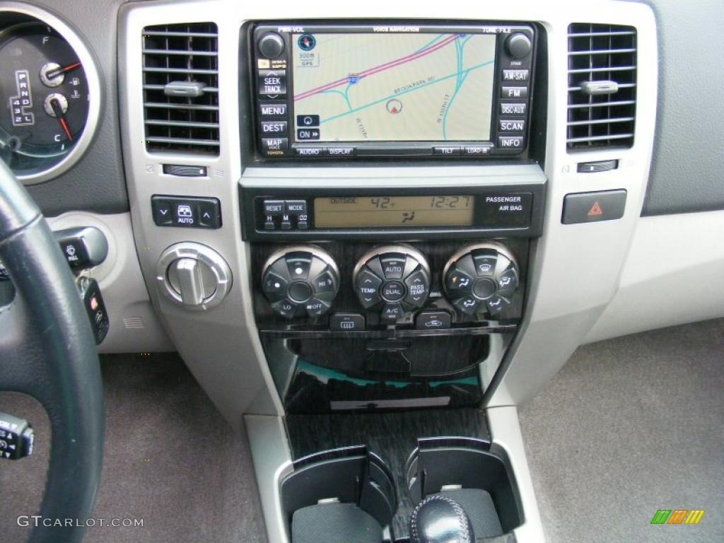 2007 Toyota 4runner Limited 4x4 Controls Photo 40509462