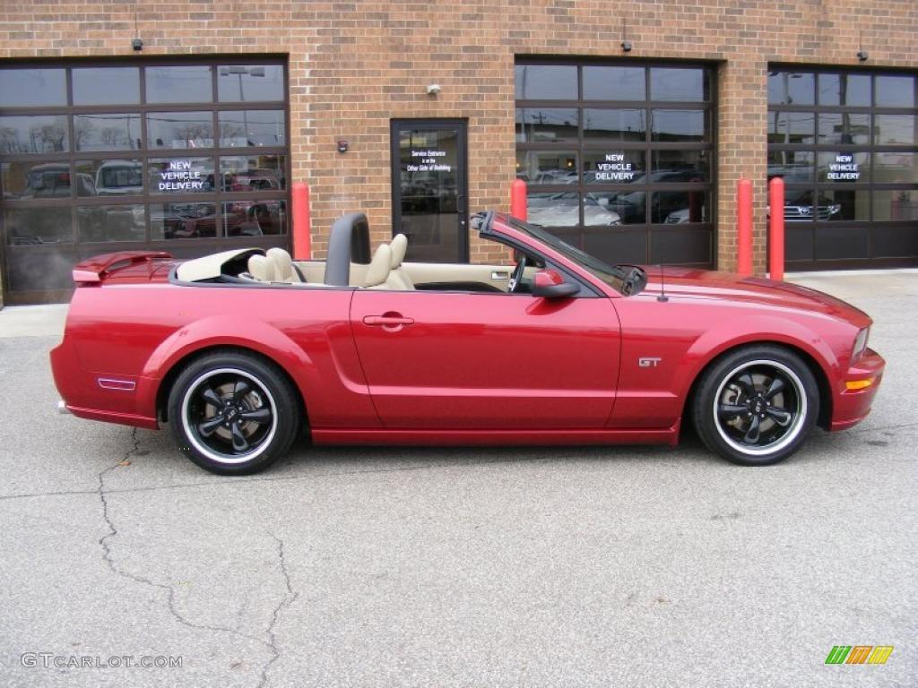2006 Ford Mustang V6 Specs