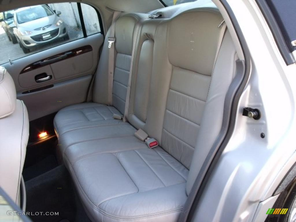 1999 lincoln town car signature interior photo 40512582. Black Bedroom Furniture Sets. Home Design Ideas