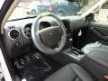2010 Ford Explorer Black Interior Prime Interior Photo