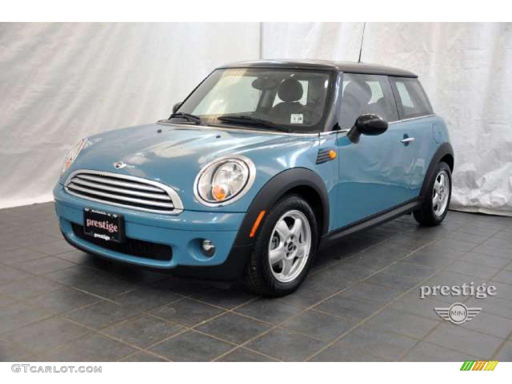 Mini Cooper Colors >> 2010 Oxygen Blue Mini Cooper Hardtop 40478896 Gtcarlot Com Car
