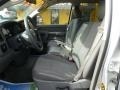 2006 Bright Silver Metallic Dodge Ram 1500 ST Quad Cab  photo #8