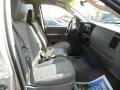 2006 Bright Silver Metallic Dodge Ram 1500 ST Quad Cab  photo #11