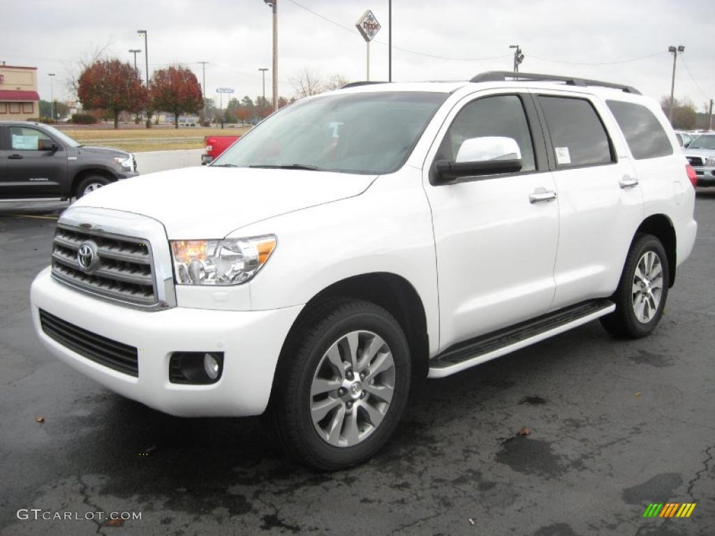 2008 toyota sequoia review ratings specs prices and photos. Black Bedroom Furniture Sets. Home Design Ideas