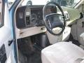 1994 Chevrolet Astro Gray Interior Prime Interior Photo