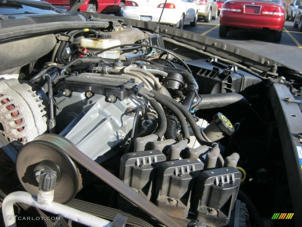 2000 Pontiac Bonneville Ssei 3 8 Liter Supercharged Ohv 12