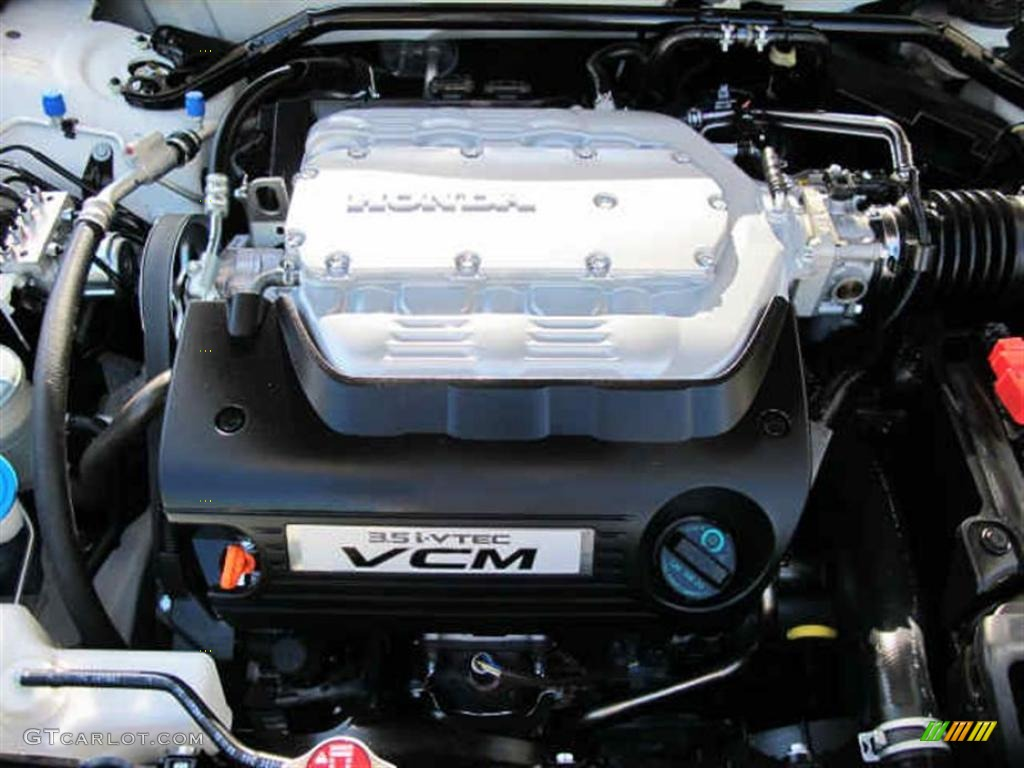 2010 Honda Accord Ex L V6 Sedan 3 5 Liter Vcm Dohc 24