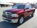 2011 Deep Cherry Red Crystal Pearl Dodge Ram 1500 Big Horn Crew Cab  photo #1